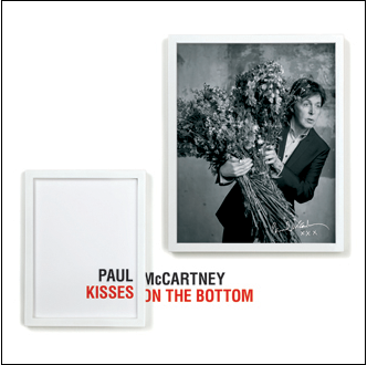 Coperta album Paul McCartney - Kisses OnThe Bottom