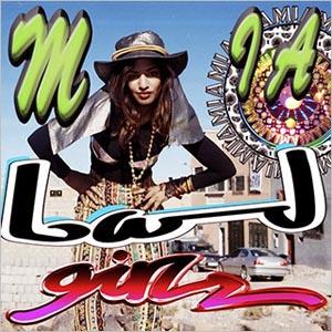 Coperta single MIA - Bad Girl (sursa foto popcrush.com)