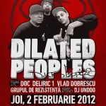 Dilated Peoples in SIlver Church
