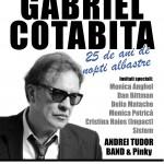 Gabriel_Cotabita va concerta la Sala Palatului in septembrie