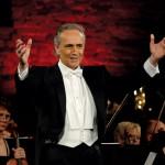 Jose Carreras va concerta la Bucuresti in 2012