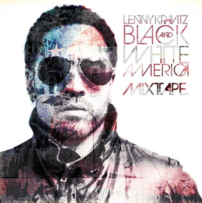 Mixtape Black and White - Lenny Kravitz (sursa foto:blackandwhitemixtape.podomatic.com)