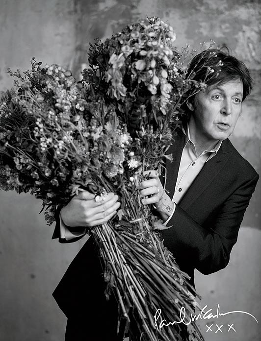 Paul McCartney (sursa foto the sun.co.uk)