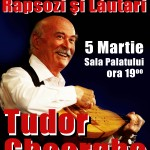 Tudor Gheorghe - Intre lautari si rapsozi, spectacol nou