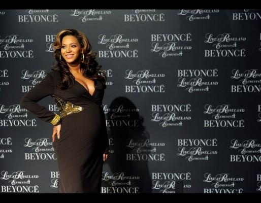 Beyonce insarcinata, inainte de nastere