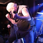 Blaze Bayley la Bucuresti - Hard Rock Cafe 27.01.2012