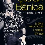 "Stefan Banica, concert unplugged ""Te Iubesc, Femeie!"""