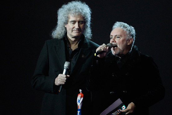Queen Brit Awards 2012 (sursa foto nme.com)