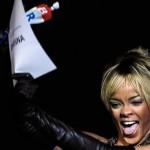 Rihanna Brit Awards 2012 (sursa foto nme.com)