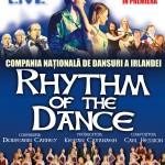 Rhythm of the Dance - Compania Naţională de Dansuri a Irlandei începe turneul în România