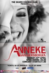 Anneke van Giersbergen concerteaza la Bucuresti