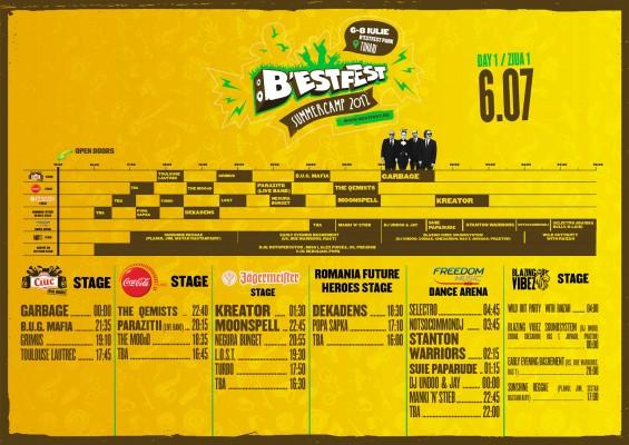 Bestfest 2012- ziua 1