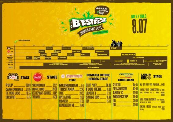 Bestfest 2012- ziua 3