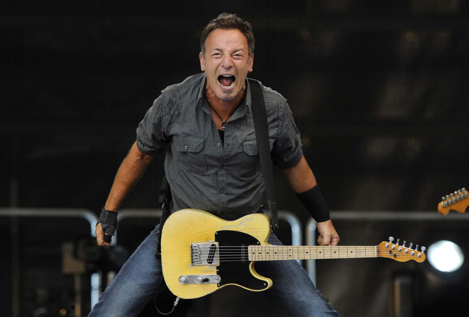 Bruce Springsteen (sursa foto ticketsinventory.com)