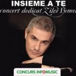 Castiga invitatii la concertul Alessandro Safina la Bucuresti