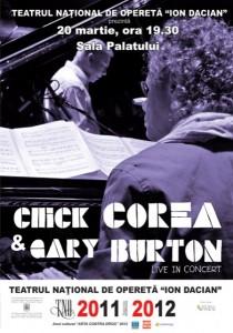 Chick-Corea-şi-Gary-Burton