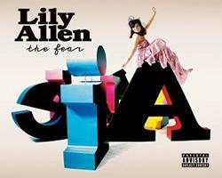 Coperta single Lily Allen - The Fear (sursa foto n.wikipedia.org)