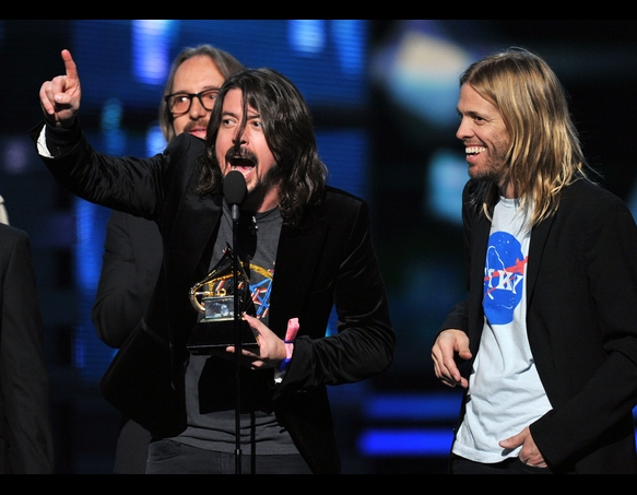 Foo Fighters - Grammy Awards (credit foto Getty)