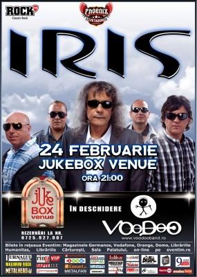 Iris Jukebox 24 februarie