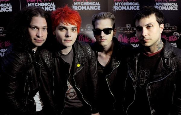 My Chemical Romance (sursa foto zimbio.com)