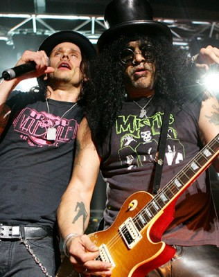 Myles Kennedy & Slash