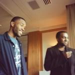 Odd Future & Kanye West (sursa foto golfwang.tumblr.com credit foto Vyron Turner_Wolf Haley_Taco Bennett_Lucas Vercetti)