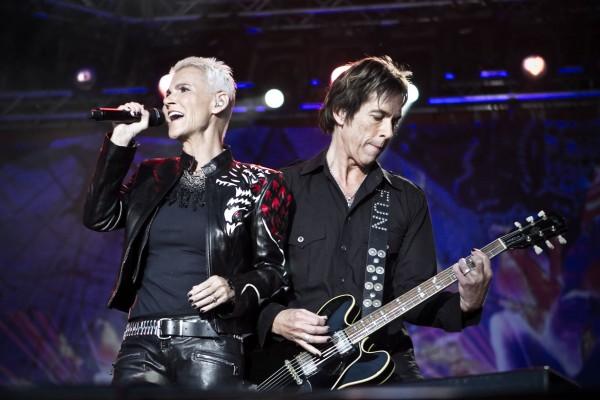 Roxette în concert la București, 30 mai 20122 - Foto Eduard Breaban