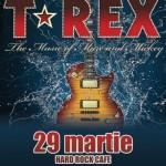 T-Rex va concerta la Bucuresti