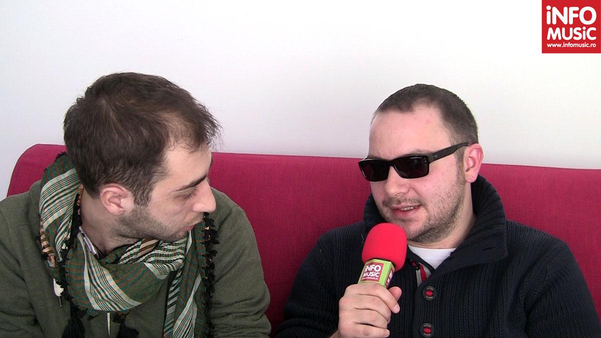 Interviu cu trupa Oliver - Mitch și Horia intervievați de InfoMusic.ro