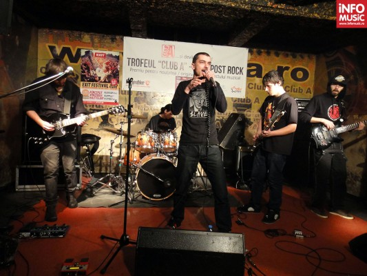 Flesh Rodeo, Trofeul Club A (Bucuresti, 07.02.2012)