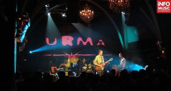 """URMA, lansare """"Cine iubește și lasă"""" (București, 08.02.2012)"""