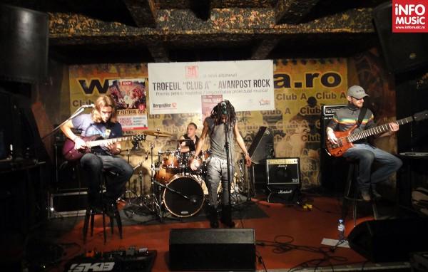 Voodoo, Trofeul Club A (Bucuresti, 07.02.2012)