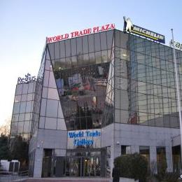 World Trade Plaza din București