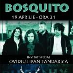 Bosquito concerteaza alaturi de Ovidiu Lipan Tandarica