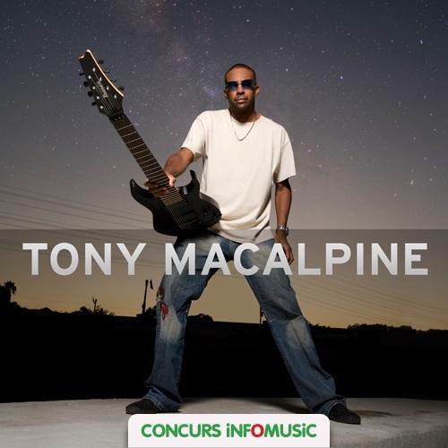 Castiga invitatii duble la concertul Tony MacAlpine