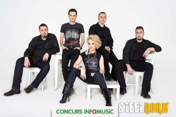 Castiga invitatii la concertul SteelBorn