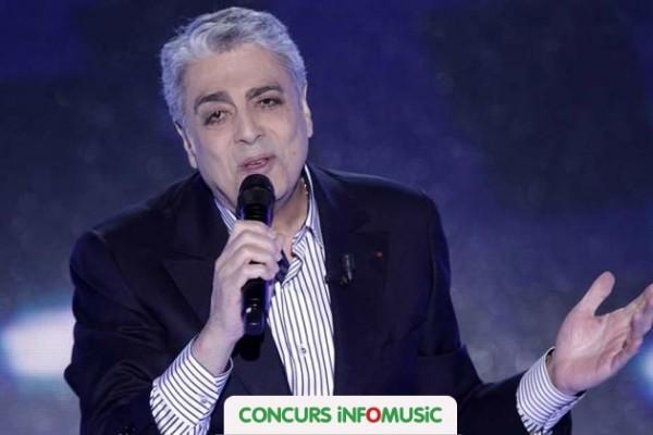 Castiga invitatii la concertul lui Enrico Macias