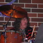 Paul Fenton (T.REX) la Hard Rock Cafe - 2012
