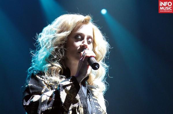 Lara Fabian în concert la București (Sala Palatului, 17.03.2012)