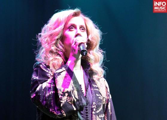 Lara Fabian în concert la București