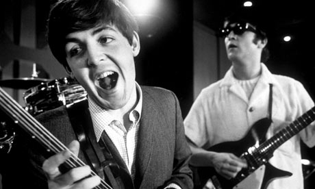 Jehn Lennon & Paul McCartney