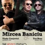Mircea Baniciu concerteaZa la The Art Studio