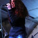 Red Magnetic (Geo) în deschiderea concertului HAIL!, 29 martie 2012