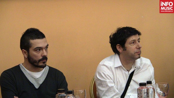Vița de Vie în conferința de presă (Hotel Caro, 16.03.2012)