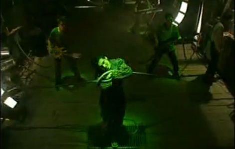 """Vița de Vie, imagine din videoclipul """"Basul și cu toba mare"""""""