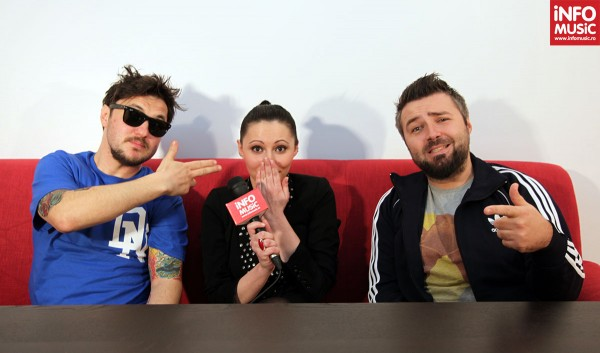 Interviu COMA - DJ Hefe, Alexandra Necula și Dan Costea