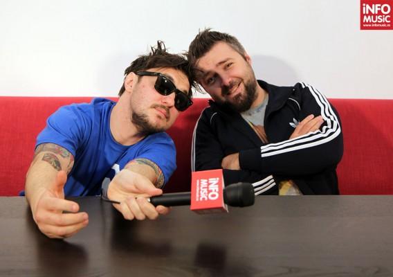 Interviu COMA - DJ Hefe și Dan Costea