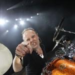 Lars Ulrich, toboșarul Metallica (2010)