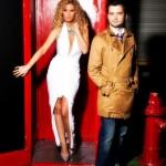 Andreea Banica si Laurentiu Duta in videoclipul Shining Heart