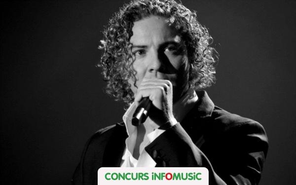 Castiga invitatii la concertul lui David Bisbal